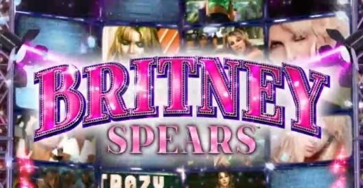 Buy Britney Spears Slot Machine